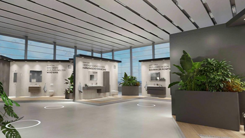 Geberit virtueller Showroom