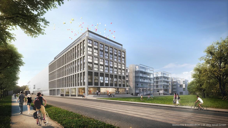 Die Cool City ist ein Bestandteil der Smart City Graz, einem Vorzeigeprojekt punkto Stadtentwicklung.