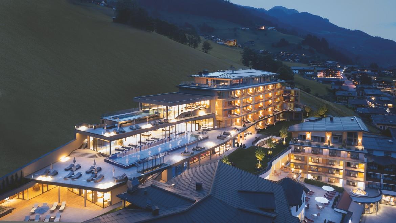 Hotel Edelweiss in Grossarl