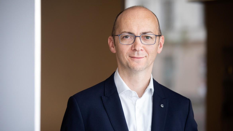 Geschäftsführer Guido Salentinig