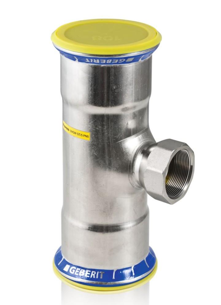 Mapress Edelstahl Gas