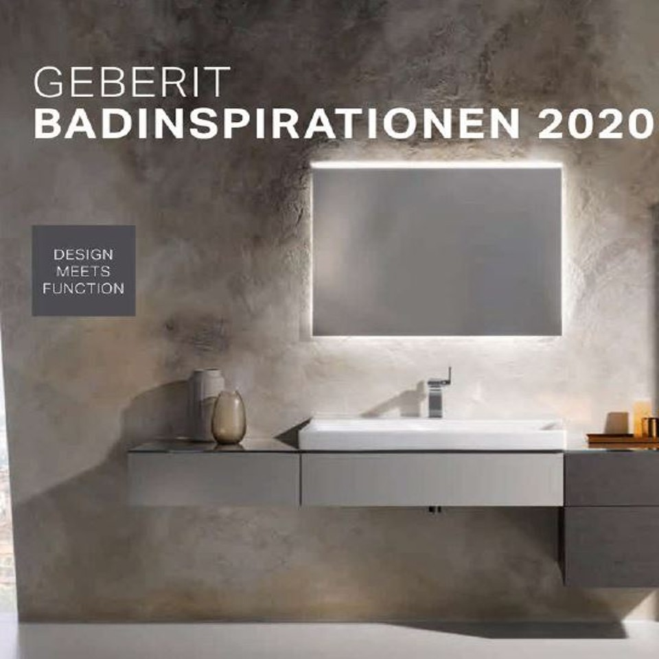 Geberit Badinspirationen