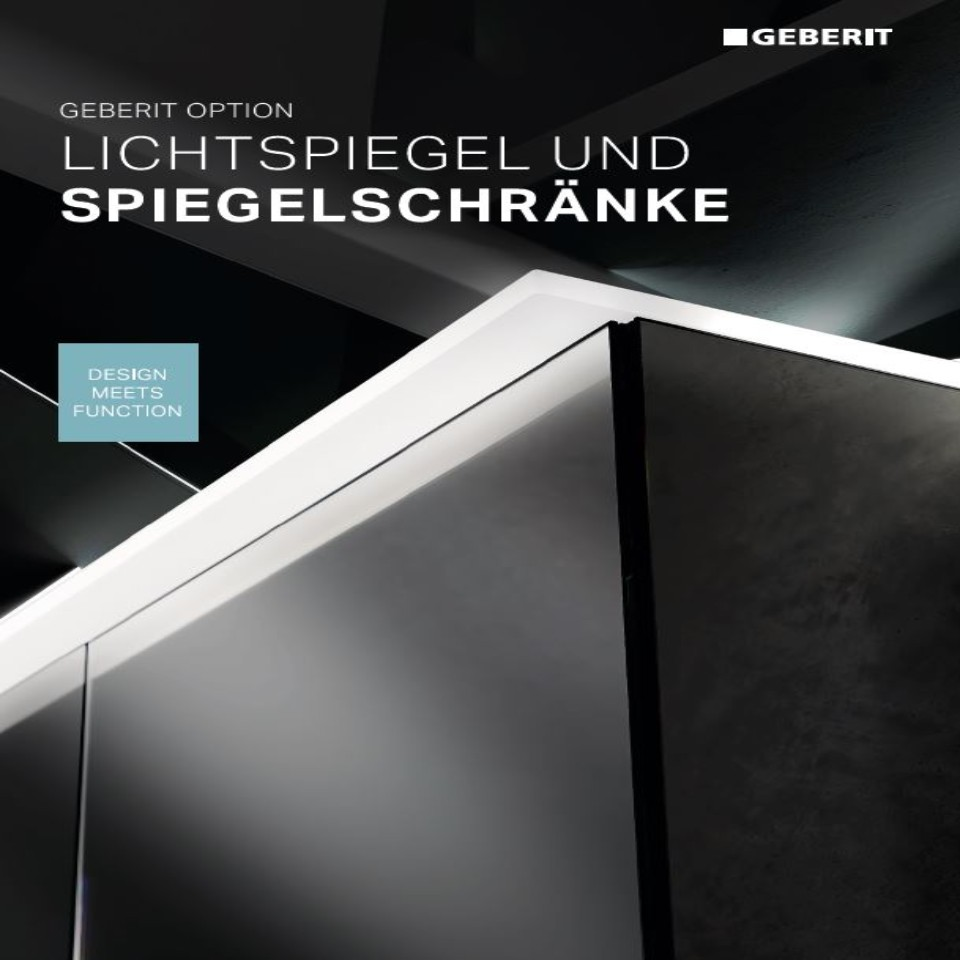 Geberit Option Spiegel