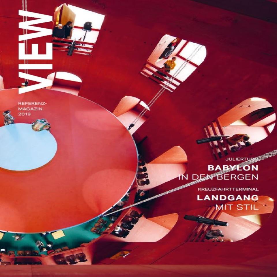 View - Das Geberit Referenzmagazin 2019