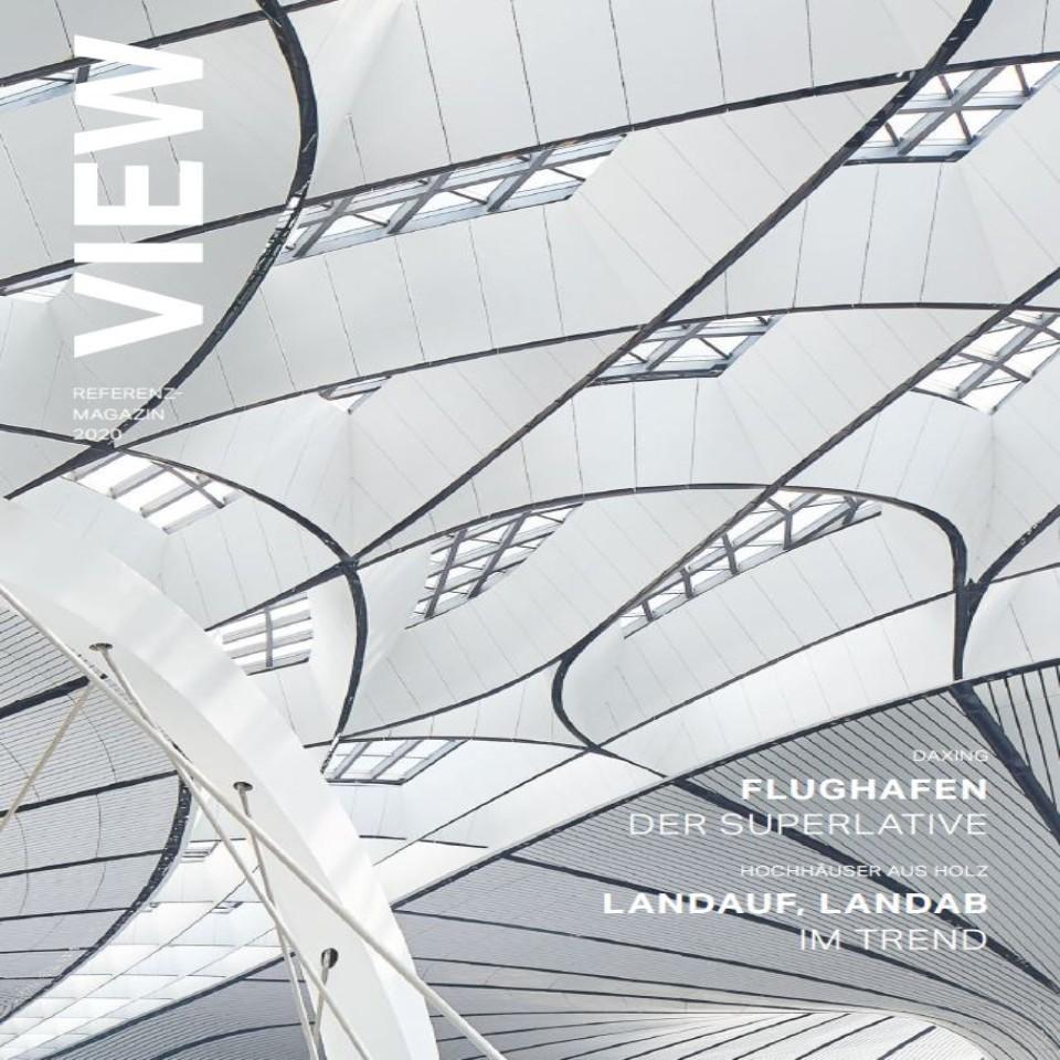 View - Das Geberit Referenzmagazin 2020 / Nr. 11002