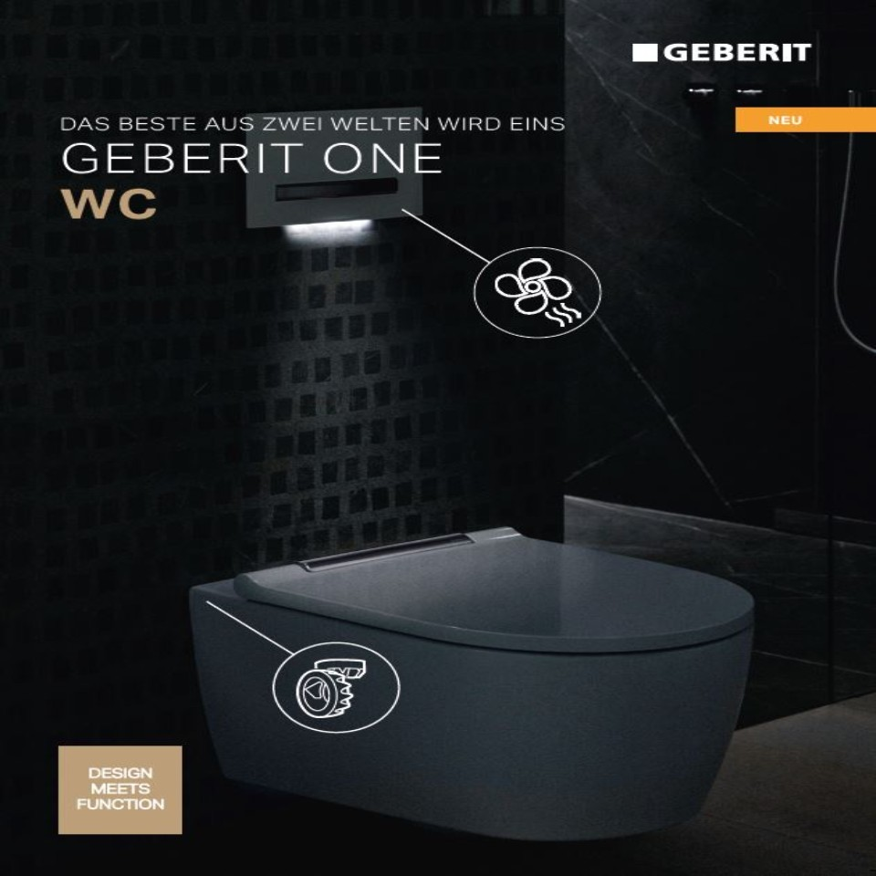 Geberit ONE WC / Nr. 02004